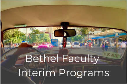 Bethel Faculty Interim